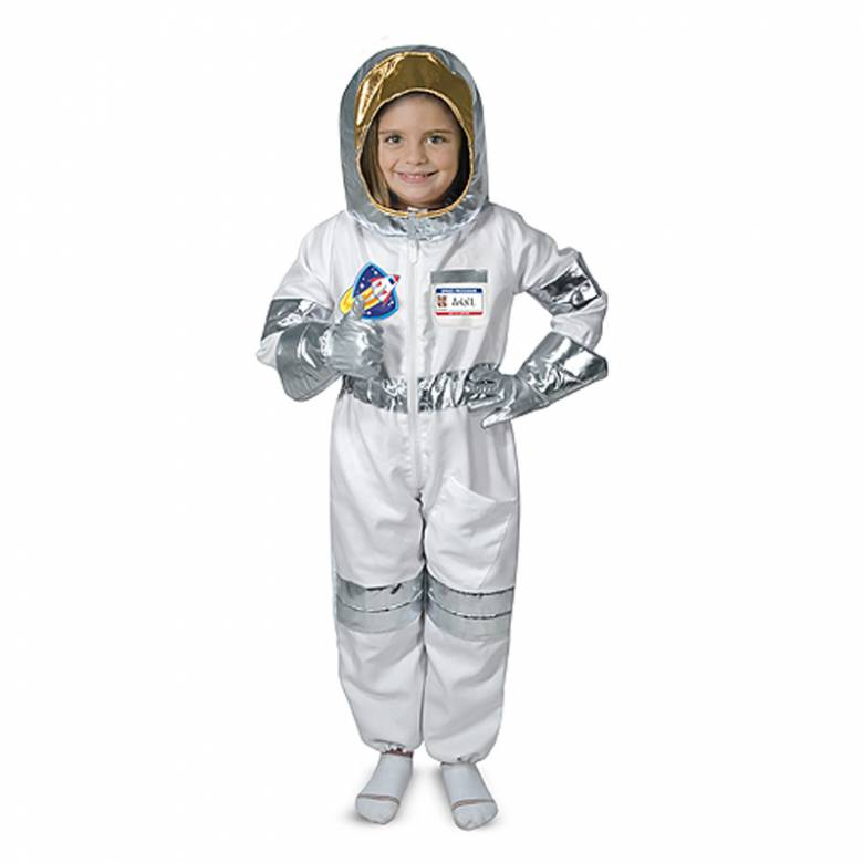 Fancy Dress Role Play Costume Set - Astronaut