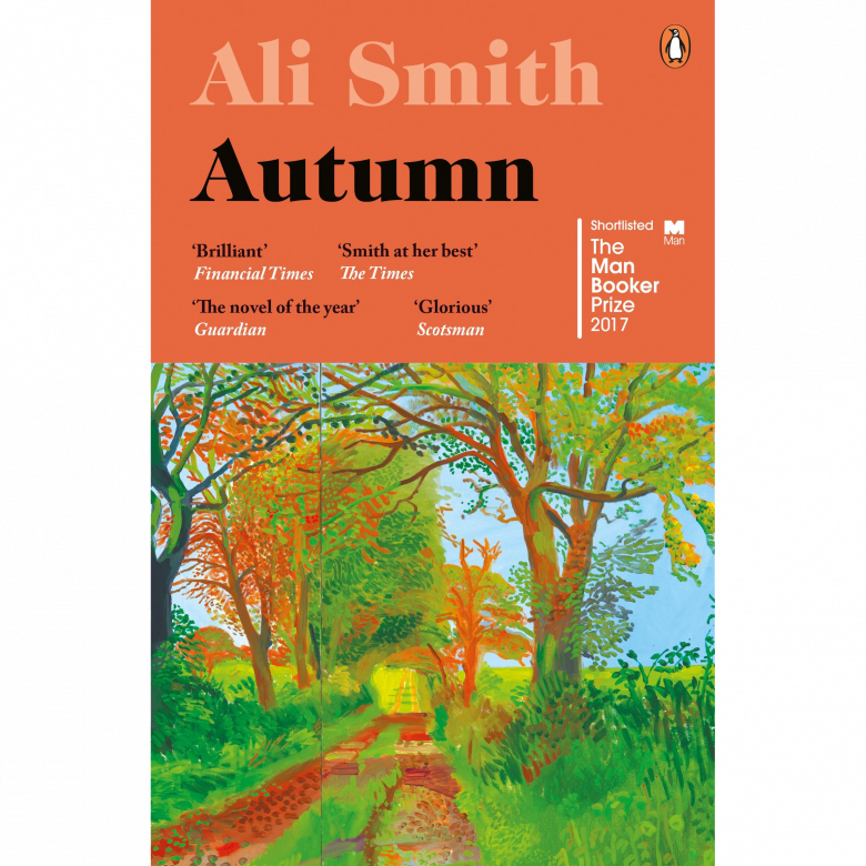 Autumn By Ali Smith Paperback Book