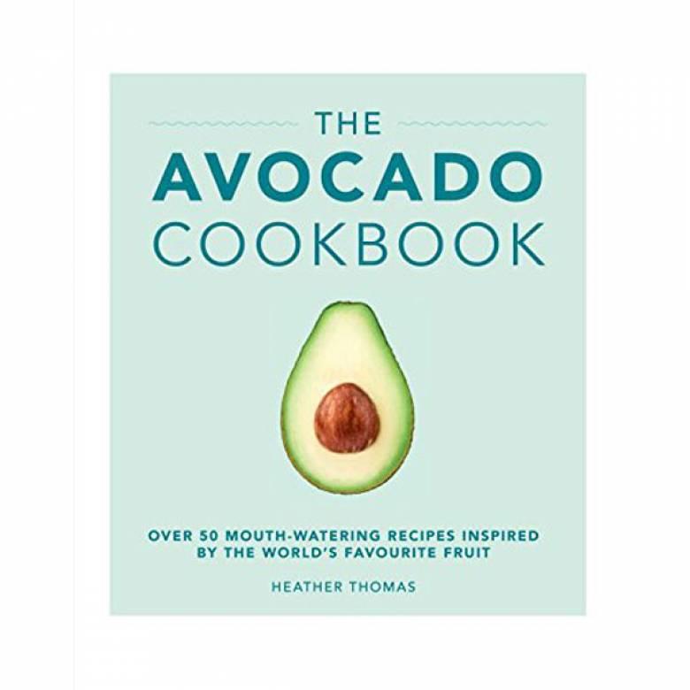 Avocado Cookbook Hardback Book