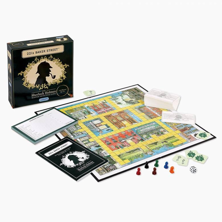 Baker Street Board Game 10+