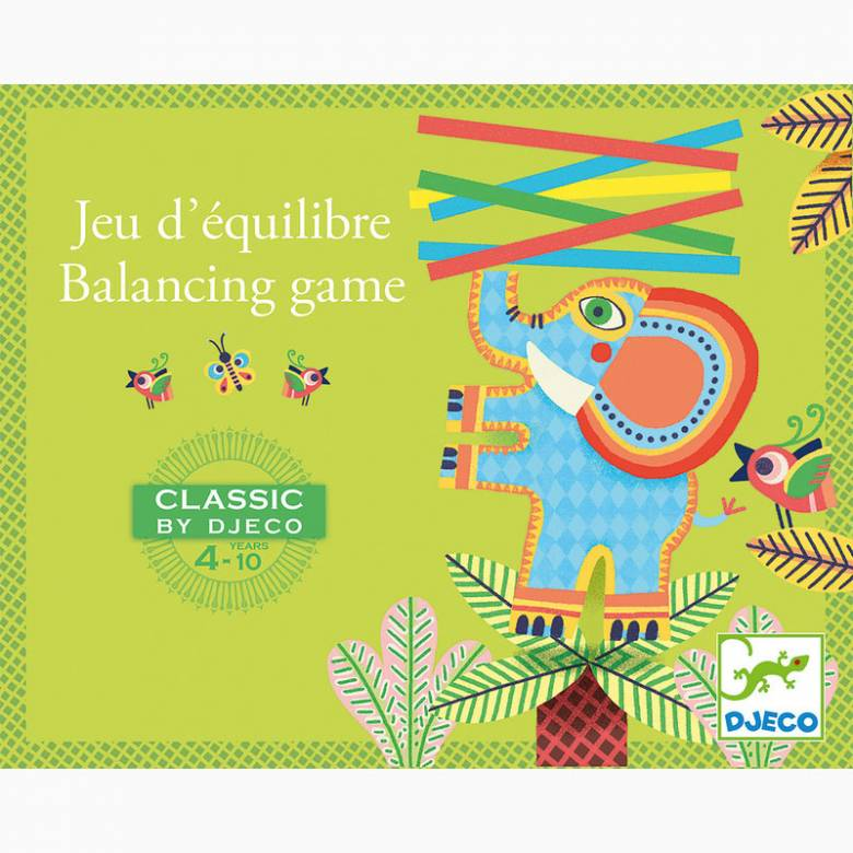 Balancing Game Classic By Djeco 4+