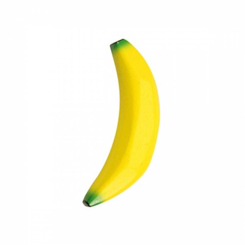 Single Wooden Food BANANA