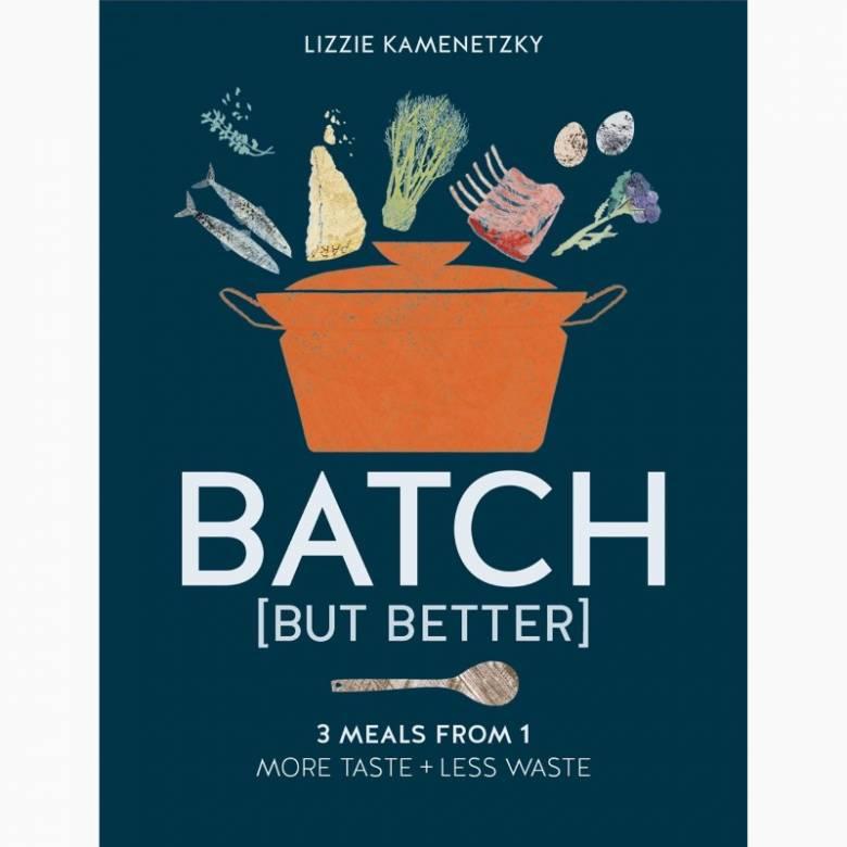 Batch But Better - Paperback Book