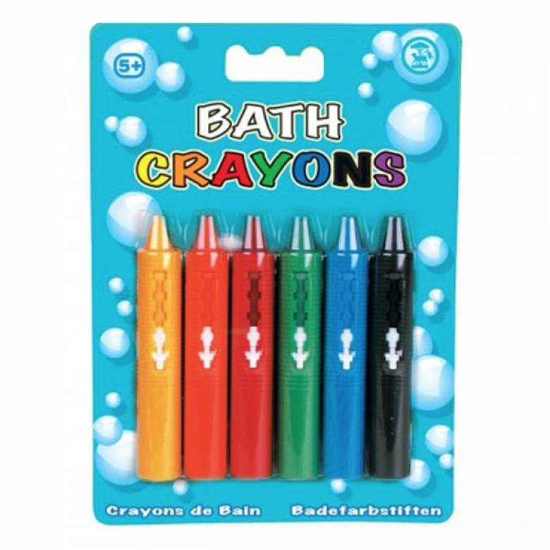 Pack Of Bath Crayons