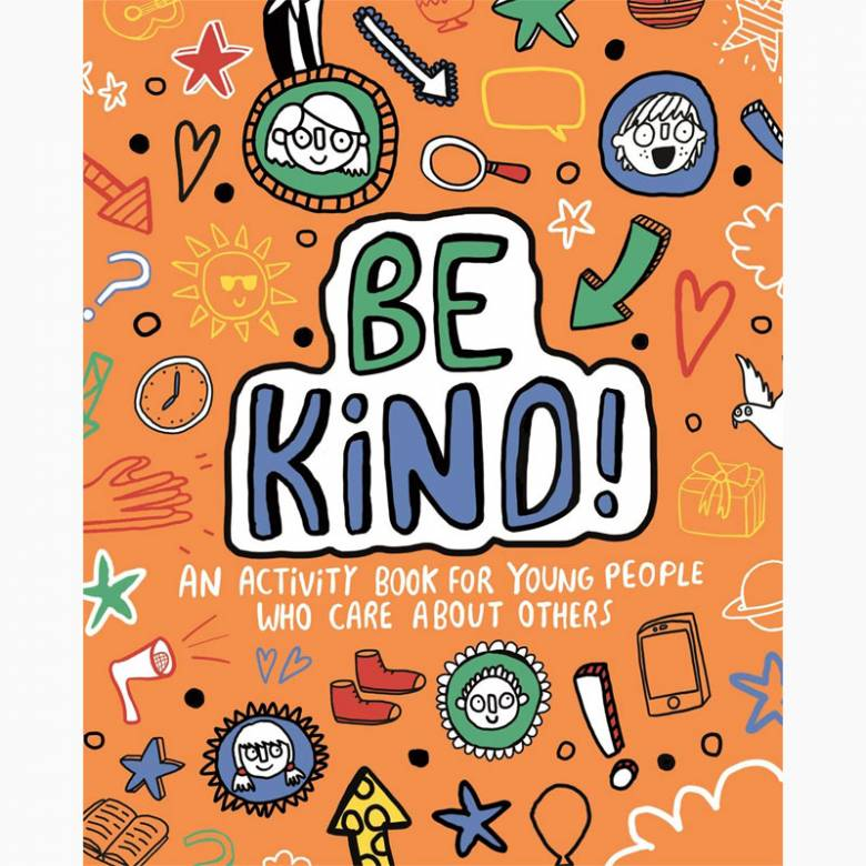Be Kind! Mindful Kids Global Citizen - Paperback Book