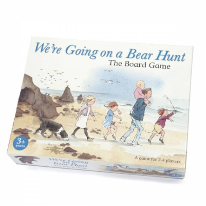 We're Going On A Bear Hunt The Board Game 3+