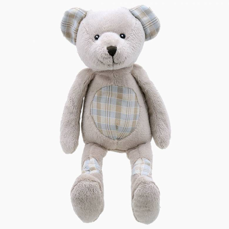Bear - Wilberry Patches Soft Toy 1+