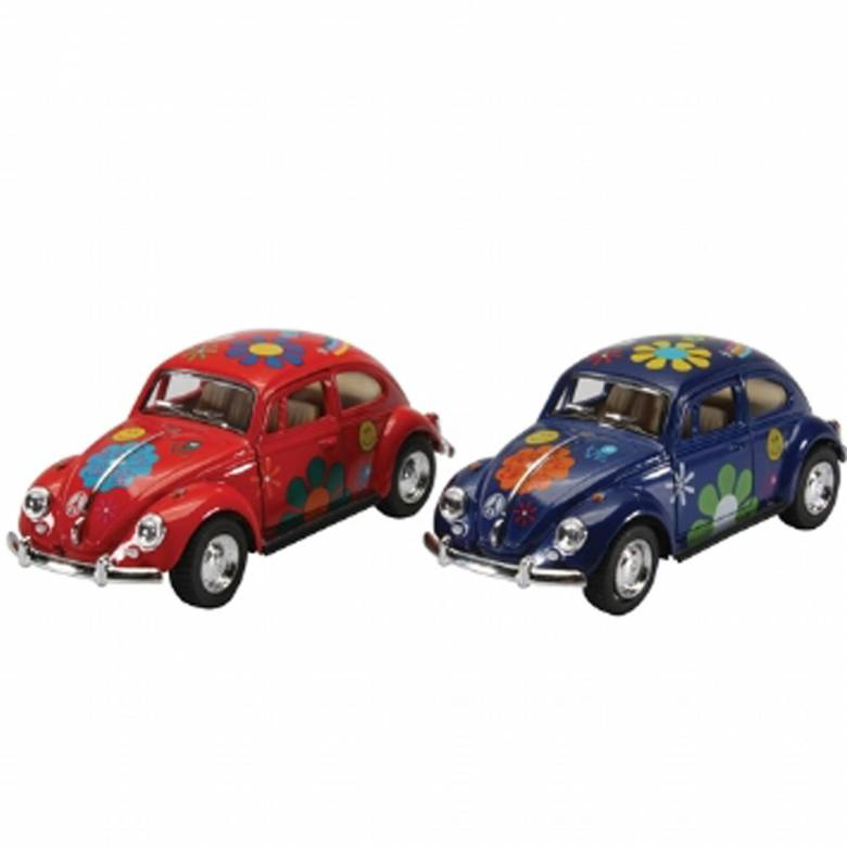 Diecast VW Beetle Model Car Various Colours