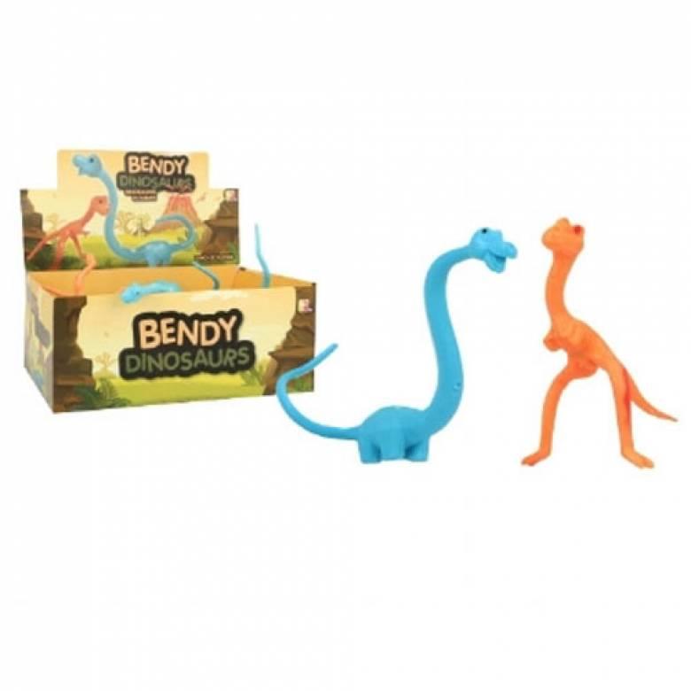 Bendy Dinosaur 14cm