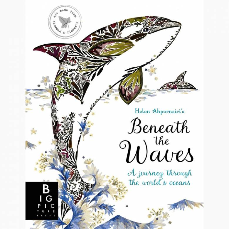 Beneath The Waves - Hardback Book