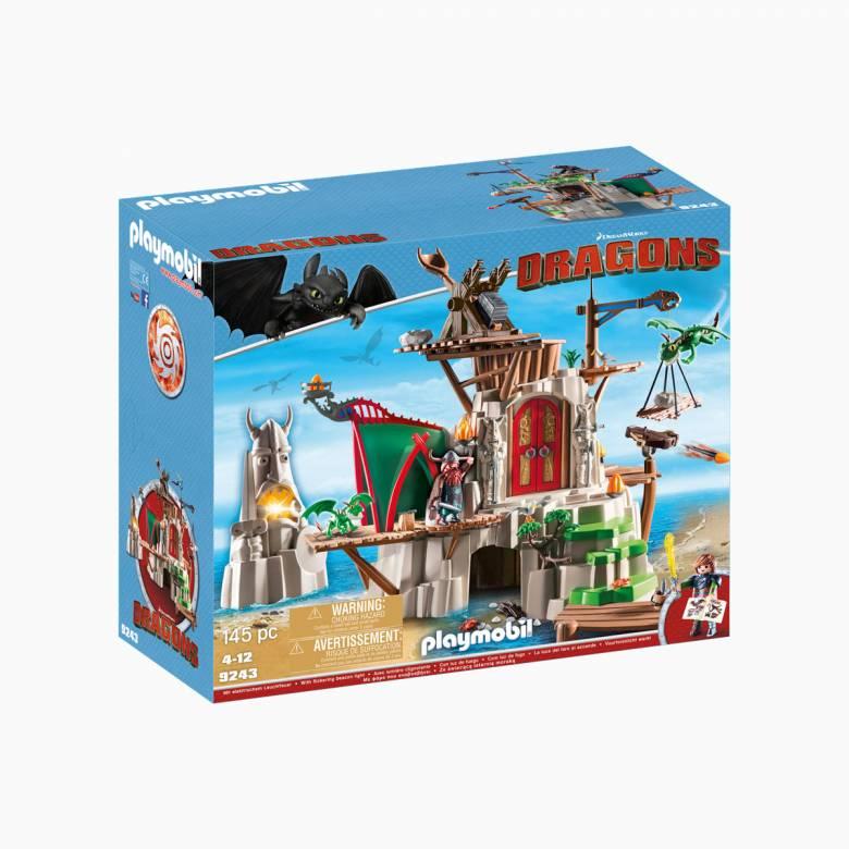 Berk Playmobil Dragons 9243