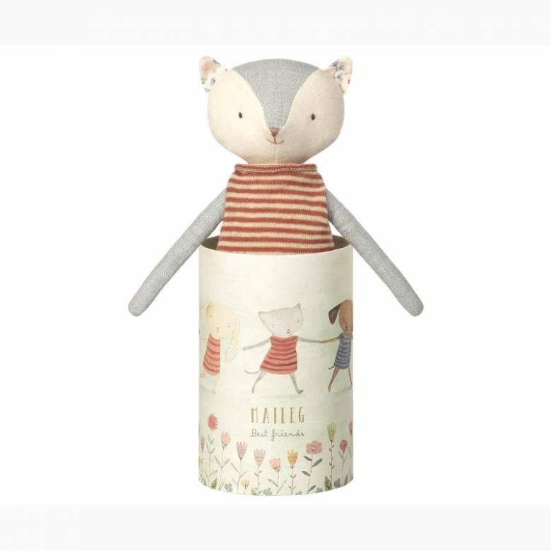 Best Friends Kitten Soft Toy 0+