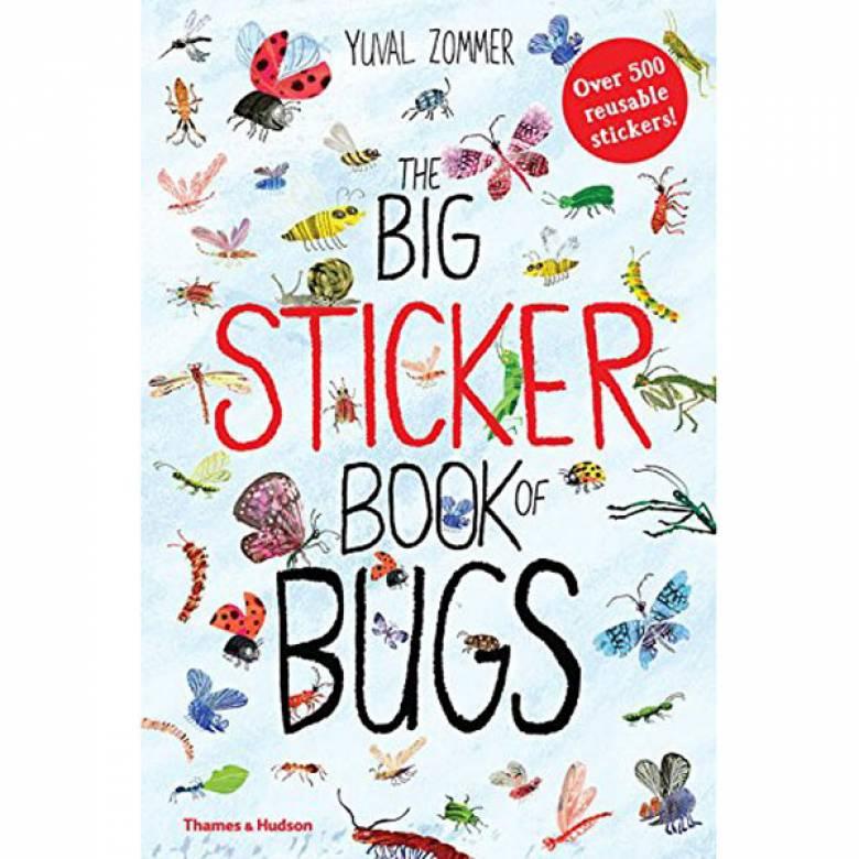 Big Book Of Bugs Sticker Book