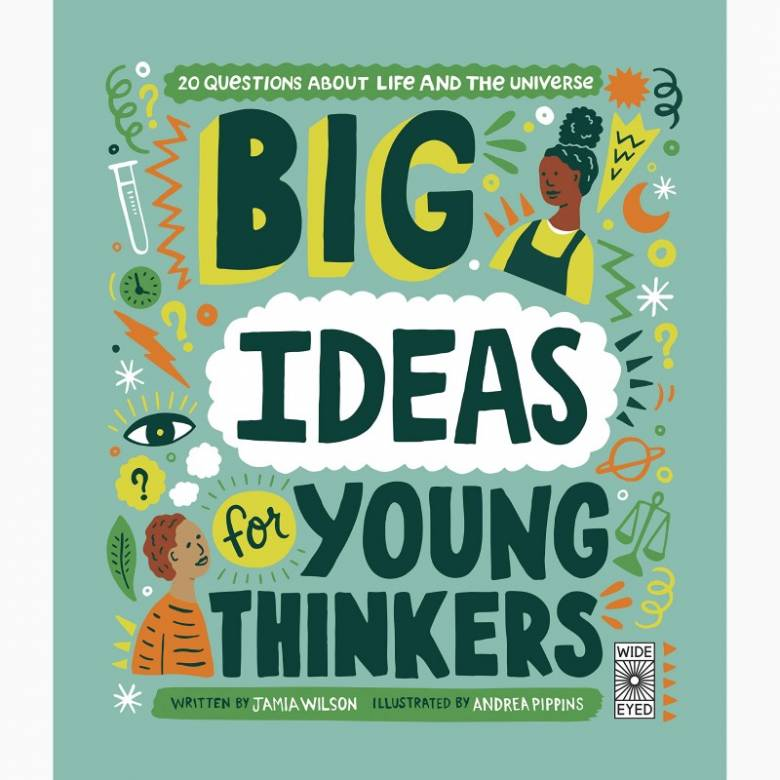 Big Ideas For Young Thinkers - Hardback Book