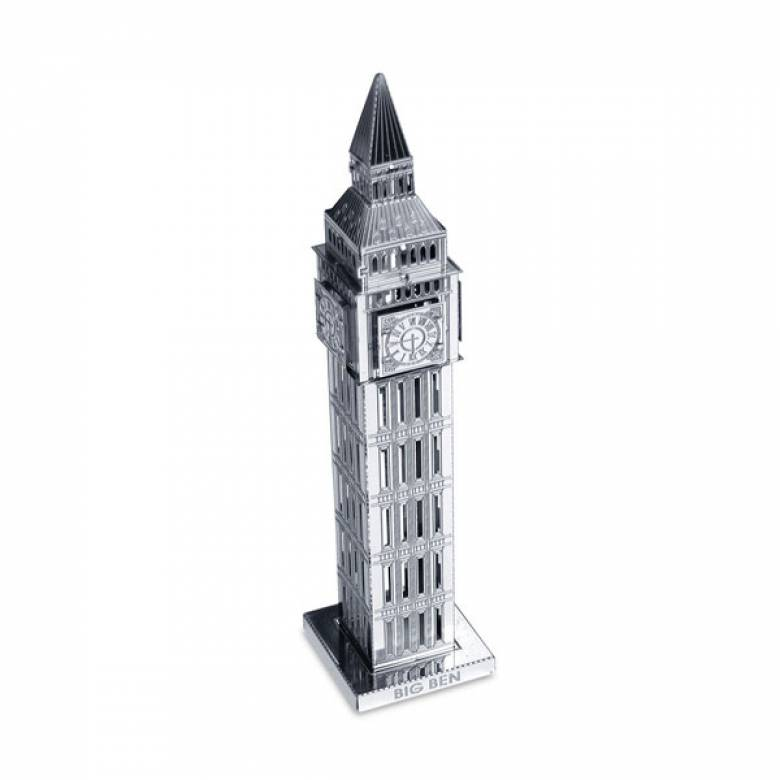 Big Ben Tower - Metal Earth 3D Model Kit