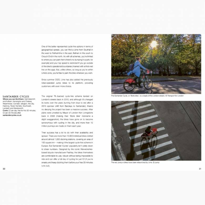 Bike London By Charlie Allenby - Paperback Book