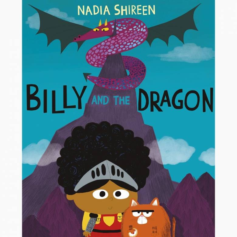Billy And The Dragon - Paperback Book
