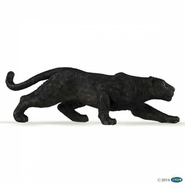 Black Leopard PAPO WILD ANIMAL