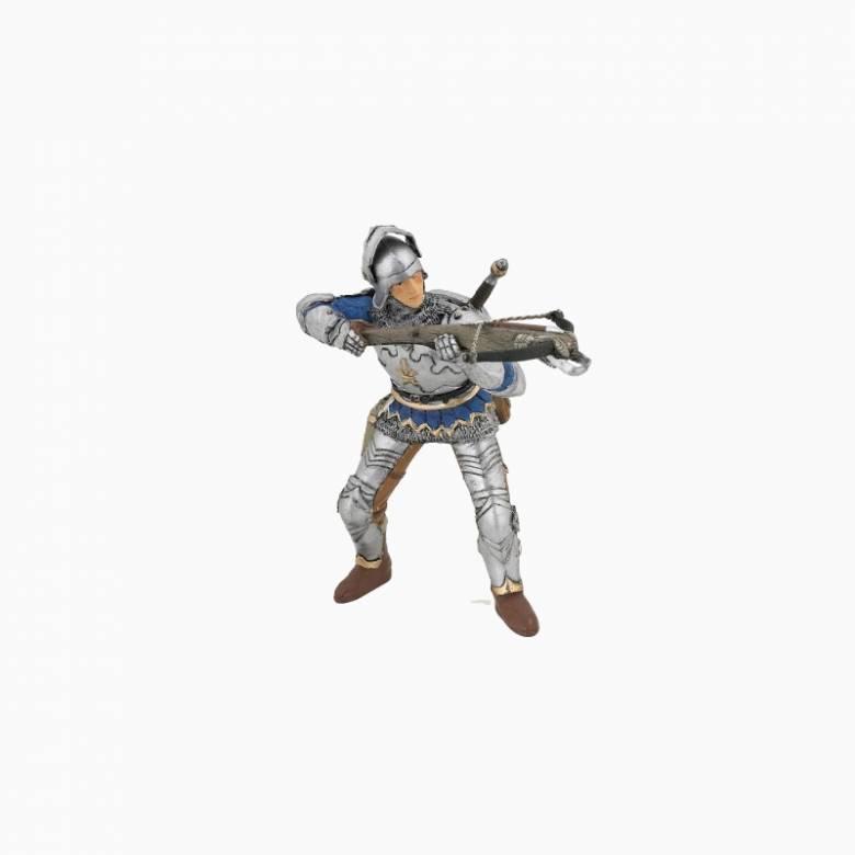 Blue Crossbowman - Papo Fantasy Figure