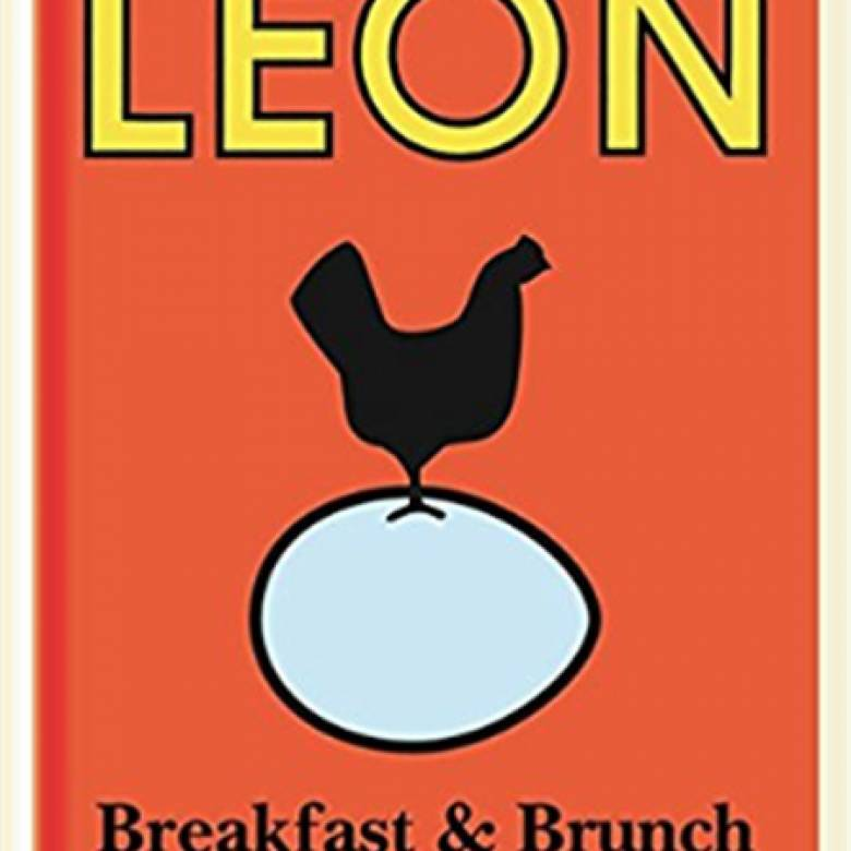 DUE BACK SOON Little Leon Breakfast And Brunch Hardback Book