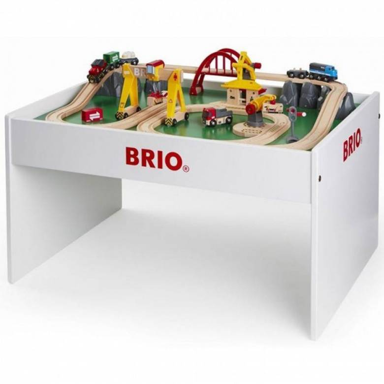 Play Table by BRIO® Age 3+