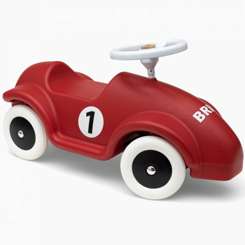 BRIO® Ride On Race Car 1+
