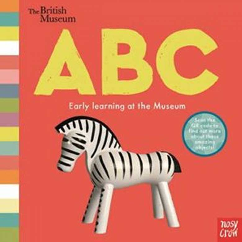 British Museum ABC Board Book