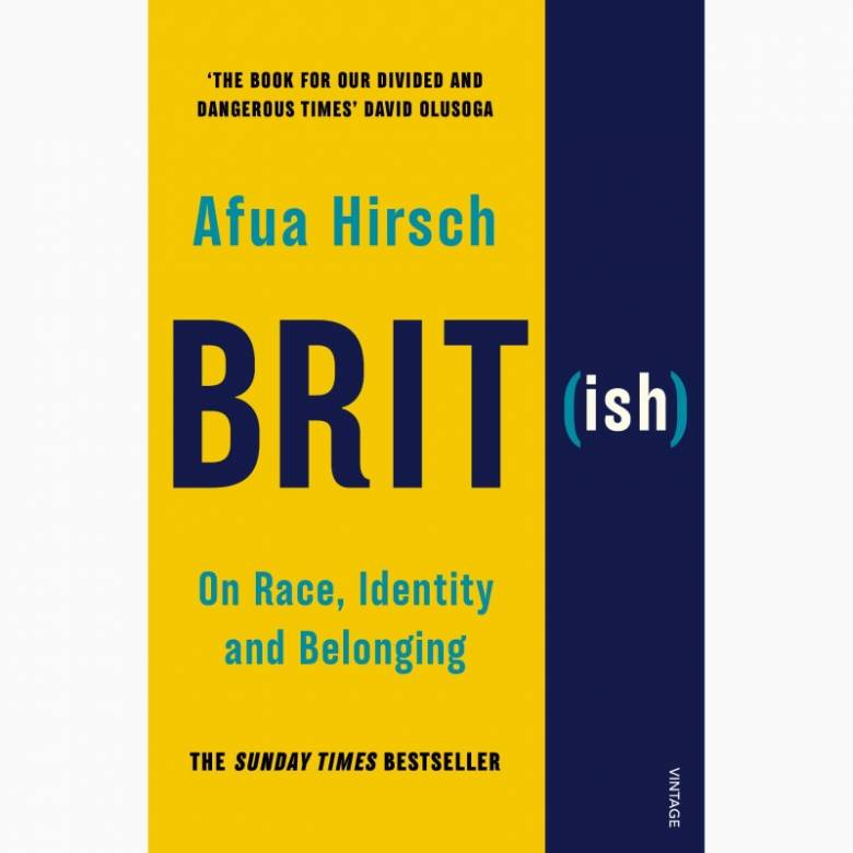 Brit(ish) On Race Identity And Belonging - Paperback Book