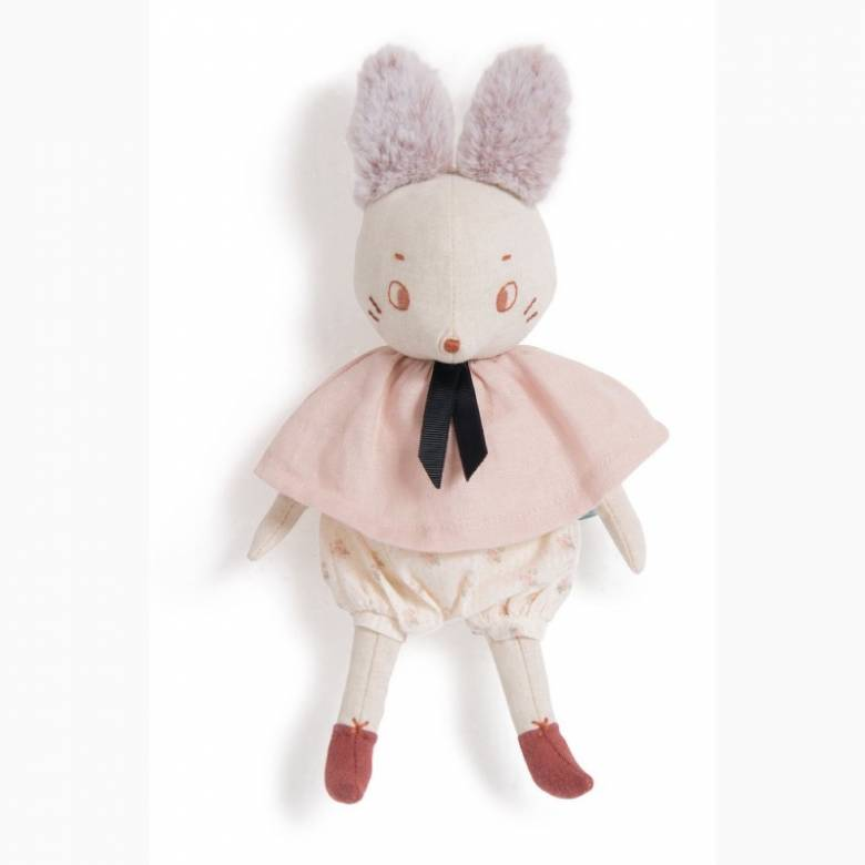 Brume The Mouse Small Soft Toy 0+