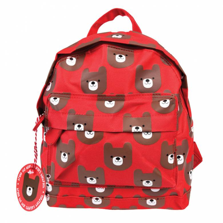 Bruno Bear Mini Backpack