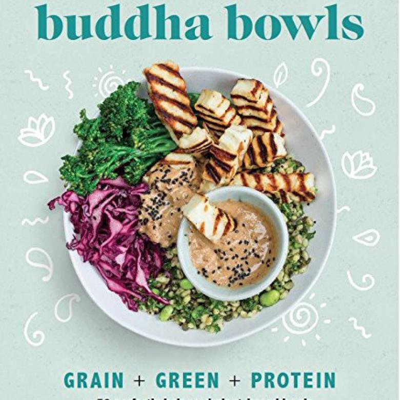 Buddha Bowls By Hannah Pemberton - Hardback Book