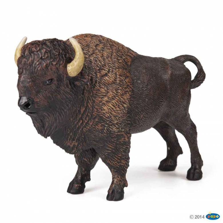 American Buffalo PAPO WILD ANIMAL