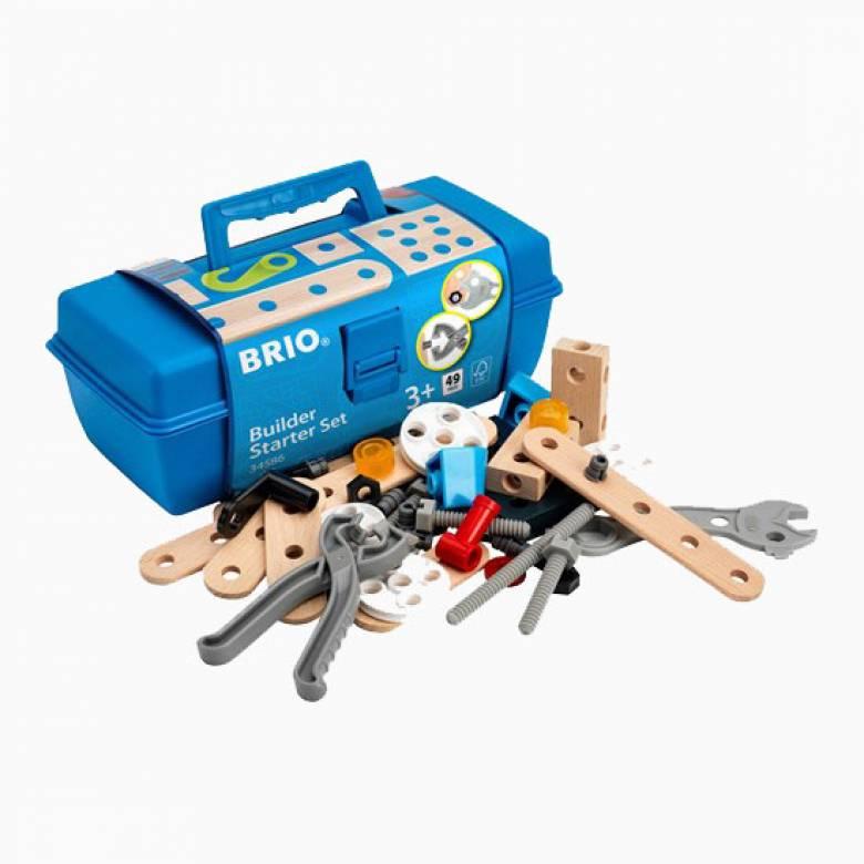 BRIO® Builder Starter Set 3+ 34586