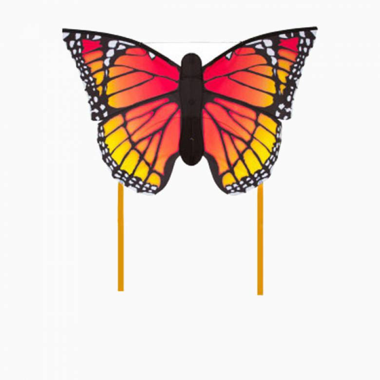 Large Monarch Butterfly Kite 5+
