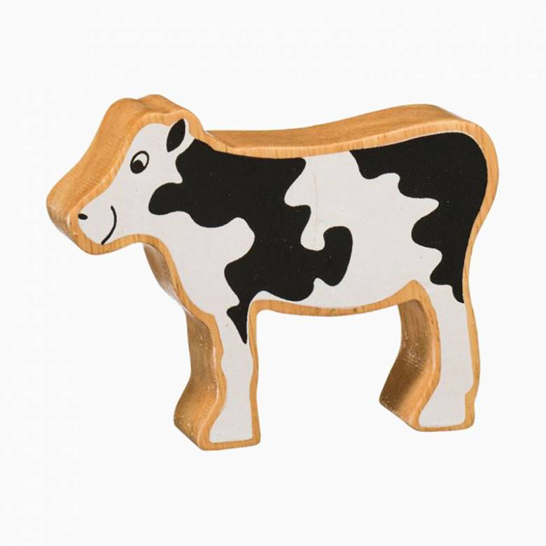Calf Wooden Painted Animal Fairtrade Lanka Kade