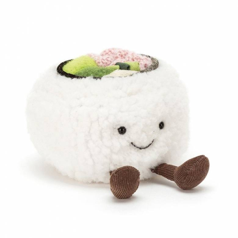 California Roll Silly Sushi Soft Toy By Jellycat
