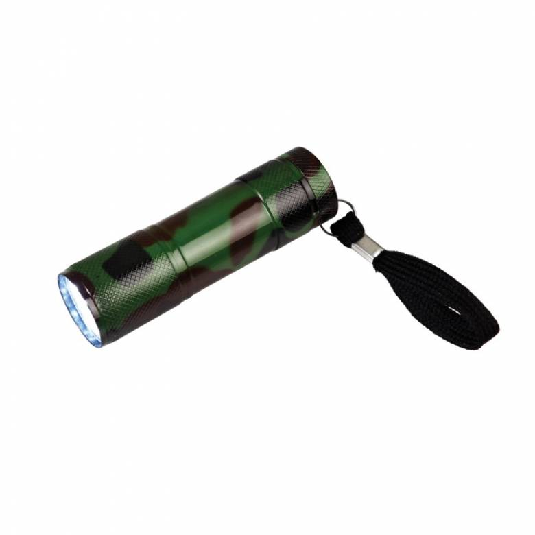 Camouflage L.E.D Torch