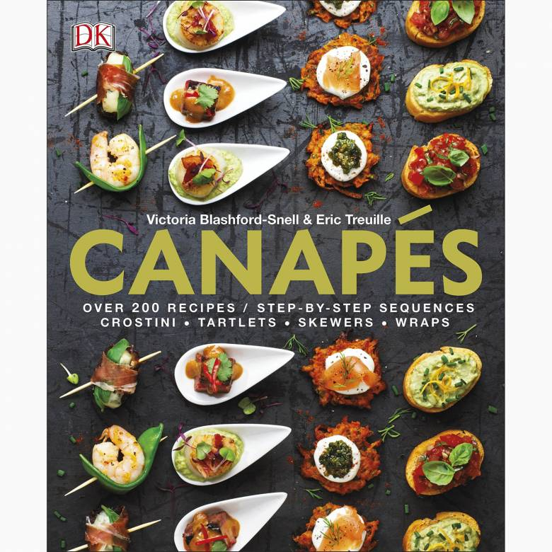 Canapes - Paperback Book