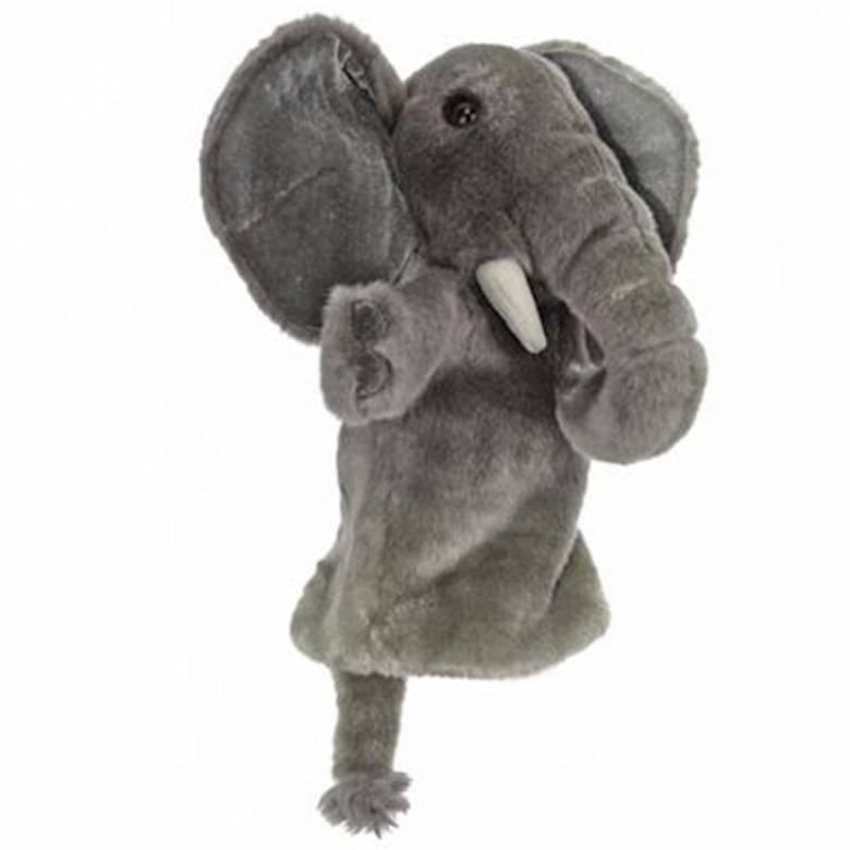 Elephant - Car Pet Hand Puppet 1+