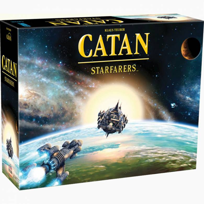 Catan: Starfarers Board Game 14+