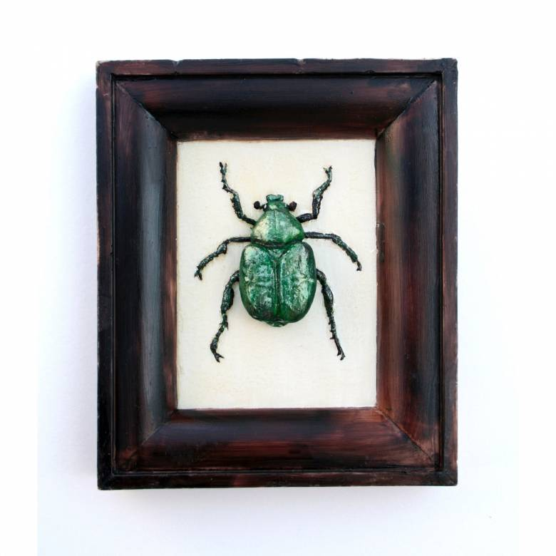 Chafer Beetle - Milk Chocolate By The Edible Museum