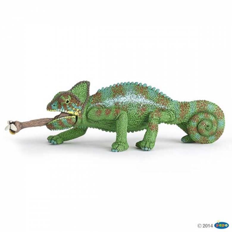 Chameleon PAPO WILD ANIMAL