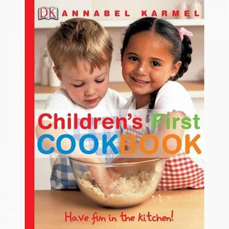 Children's First Cookbook - Hardback Book