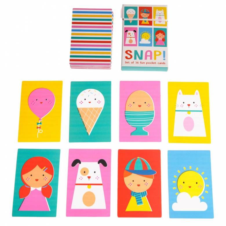 Children's Snap Cards