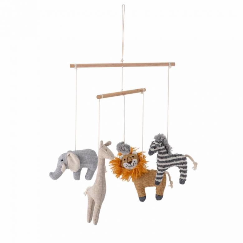 Children's Soft Toy Animal Mobile