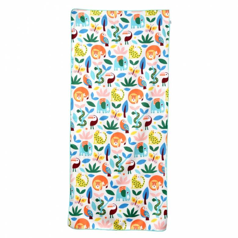 Children's Wild Wonders Microfibre Towel