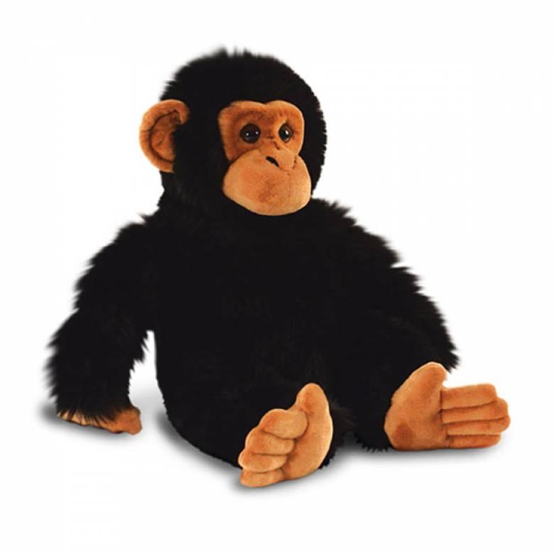 Sitting Chimp Soft Toy 30cm