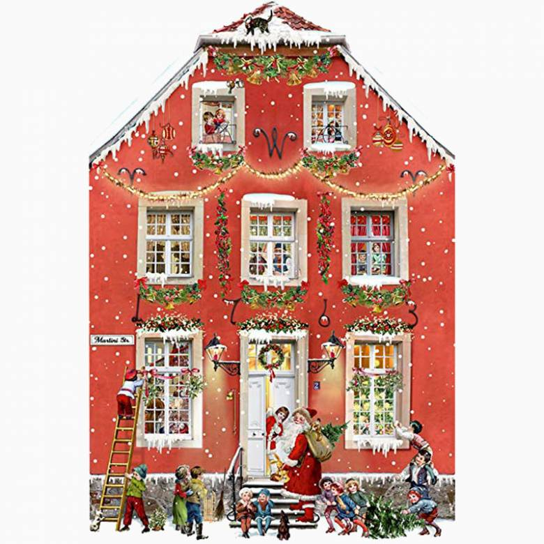 Christmas at the Mansion Advent Calendar