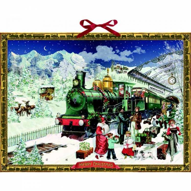 The Christmas Express Advent Calendar