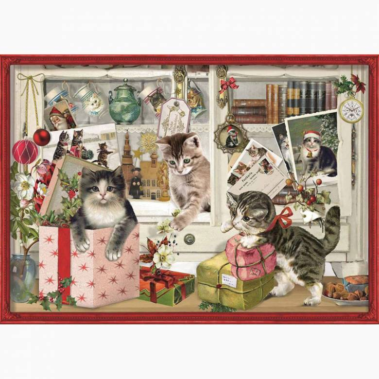 Christmas Kittens Advent Calendar